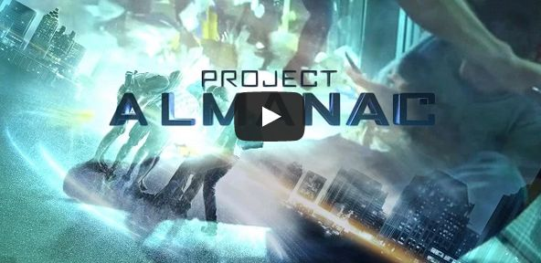 """Watch exclusive #movietrailer of """"Project Almanac"""" directed by #DeanIsraelite  #Hollywoodtrailer"""