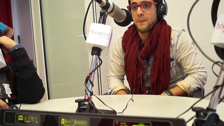 "Entrevista de Il Volo en Besame Radio ""Romantica y Moderna"". // Interview in spanish language."