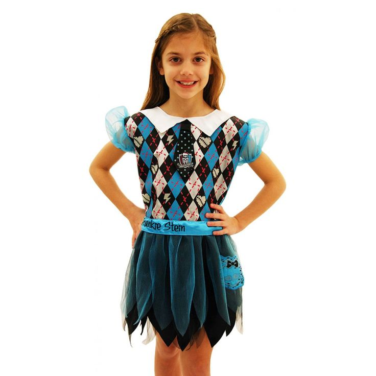 Frankie Stein Glow in the Dark Dress Up Costume from Funstra Toys