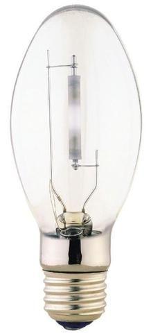 150 Watt ED17 HID High Pressure Sodium Light Bulb, 2100K Clear E26 (Medium) Base, Box