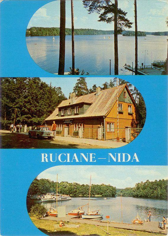 Ruciane-Nida jeziora