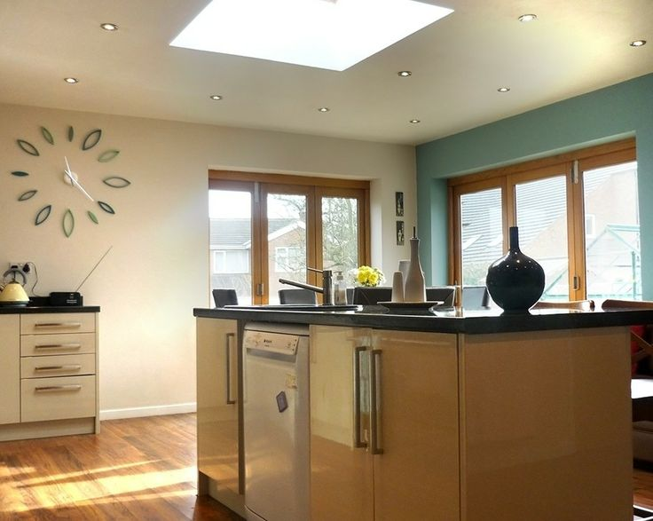 Flat Roof Kitchens : Flat roof kitchen extension