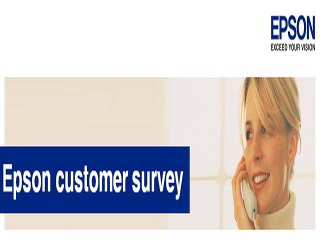 Epson Customer Survey Berhadiah Printer Epson LabelWorks LW-400 - Hai MisterKuis! Buat kamu yang pernah melakukan servis Printer Epson L series di pusat
