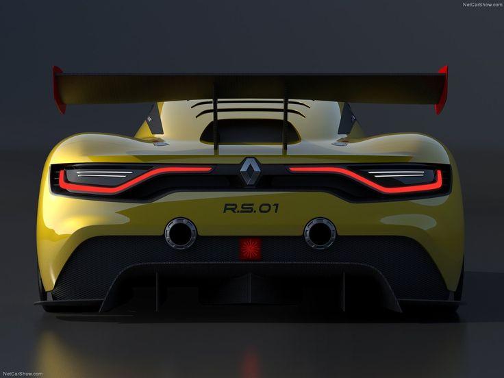 Renault Sport RS 01 2015