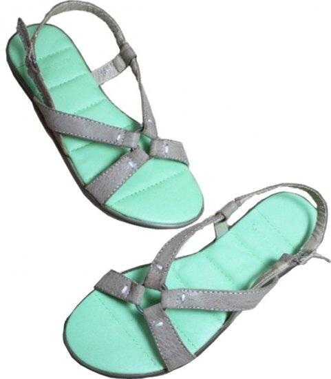 Moncler Women Sandals - Grey-Green sale