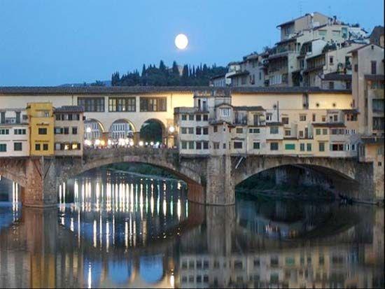 Ponte Vecchio (Florença, Itália)