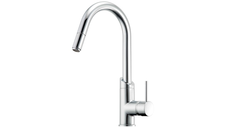 Methven Minimalist Sink Mixer with Pull-Out Hose