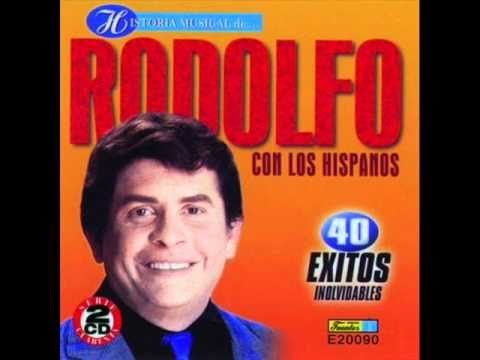 Linda Rosa - Rodolfo con los Hispanos - YouTube