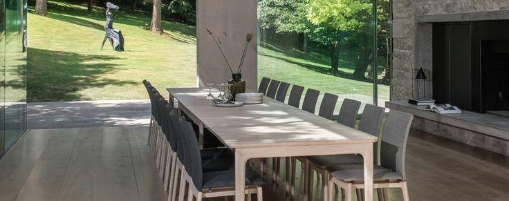 Skovby #27 spisebord med patent anmeldt funktion. fra 6 til 20 ...