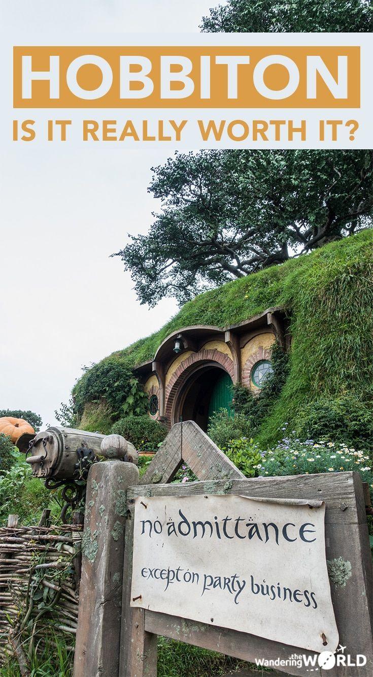 Is The Hobbiton Movie Set Tour Really Worth It? - Matamata, New Zealand - Wandering the World