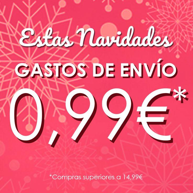¡OFERTA NAVIDEÑA! Compra en nuestra web con los ENVÍOS por 0,99€*. Añade todas las prendas que quieras a tu pedido hasta las 10:00h del 26 de diciembre sin pagar más gastos de envío. Feliz Navidad#ropa #mujer #fashion #micolet #segundamano #promociones #navidad #frio #happy #felizviernes