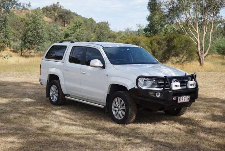 2011 Volkswagen Amarok 2H TDI400 Highline MY12 4MOTION