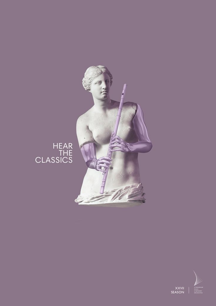 Hear the classics(クラシック音楽を聞こう) Lithuanian State Symphony Orchestra