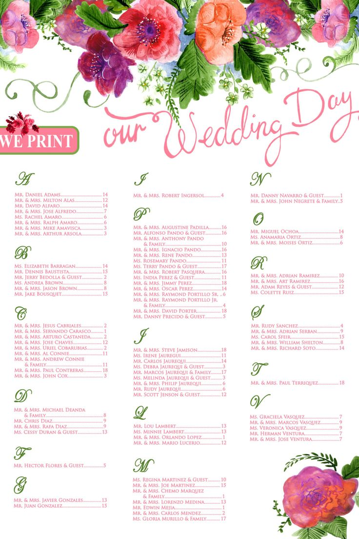 Best Seating Charts Images On   Wedding Seating