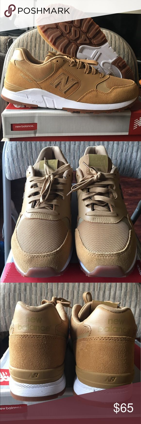 New Balance 850 sz 12 Brand new Mens sz 12 wheat color New Balance Shoes Sneakers