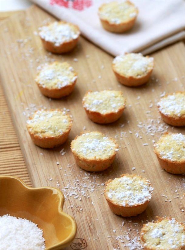 Coconut Tea Cakes | Forgiving Martha for Camille Styles