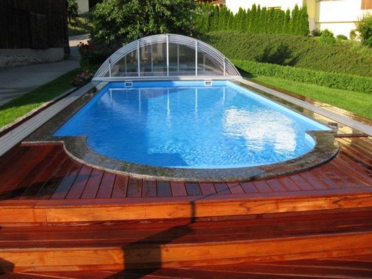 Basen ogrodowy PoolsFactory