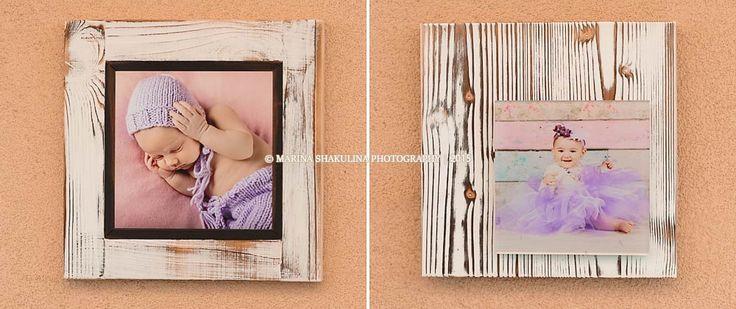 Fotografo di bambini - collezione Frames - Wall Wood