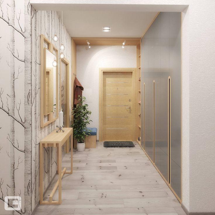 Квартира для молодого парня в скандинавском стиле : от Giovani Design Studio