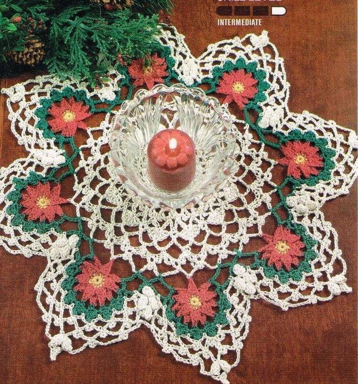 252 Best Doily Crochet Patterns Images On Pinterest Crochet