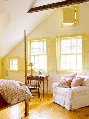 attic renovation diy