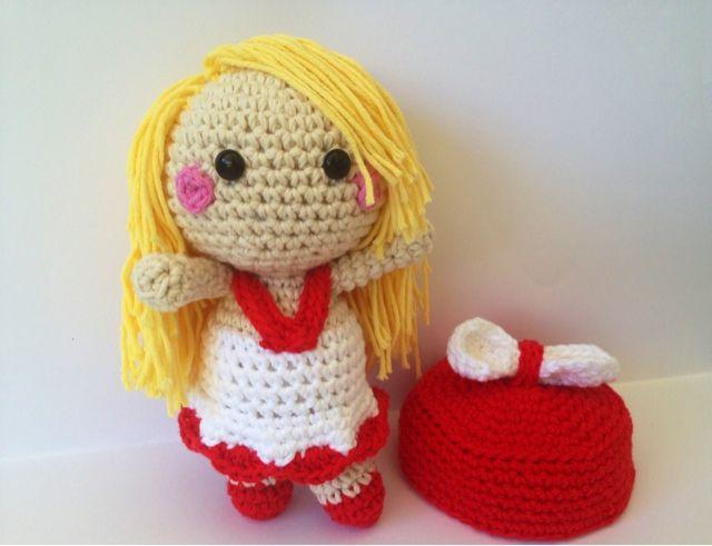 Pin de Gill Cuenod en Crochet | Amigurumi, Amigurumi ...