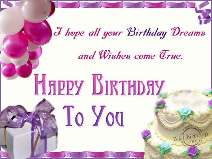 Best 25 20th Birthday Wishes Ideas On Pinterest Happy 20th Happy Birthday Wishes For A