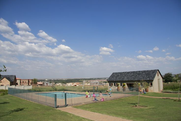 One of the many parks and open spaces available to residents and visitors of Midlands Estate to enjoy. For more information visit www.midrand-estates.co.za
