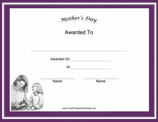 Best Scrapbooking Images On   Printable Certificates