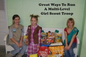 14 ideas if Planning to Have a Multi-Level Girl Scout Troop - MakingFriends.com