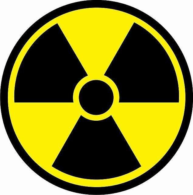 Знаки радиации в картинках