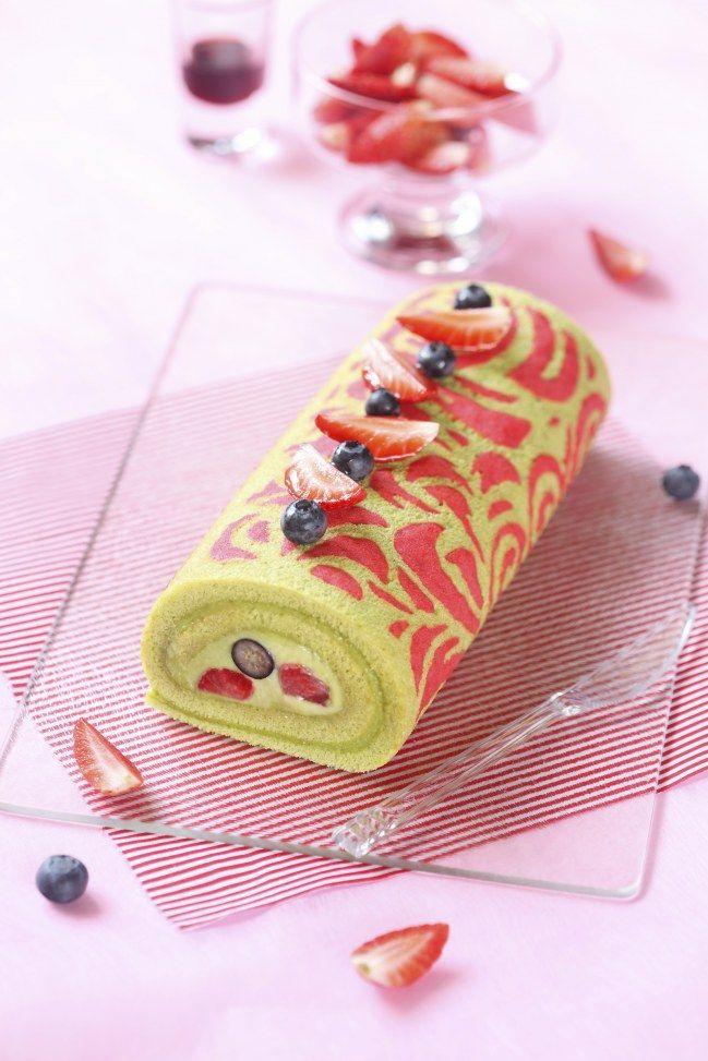 La recette du gateau roulé, à décliner pour le dessert