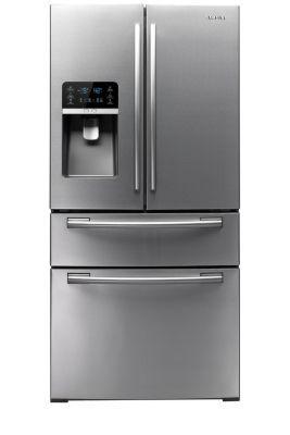 My new refrigerator!  'cept I paid $2,299! Samsung® 25.5 cu.ft 4-Door French Door Refrigerator - Sears | Sears Canada