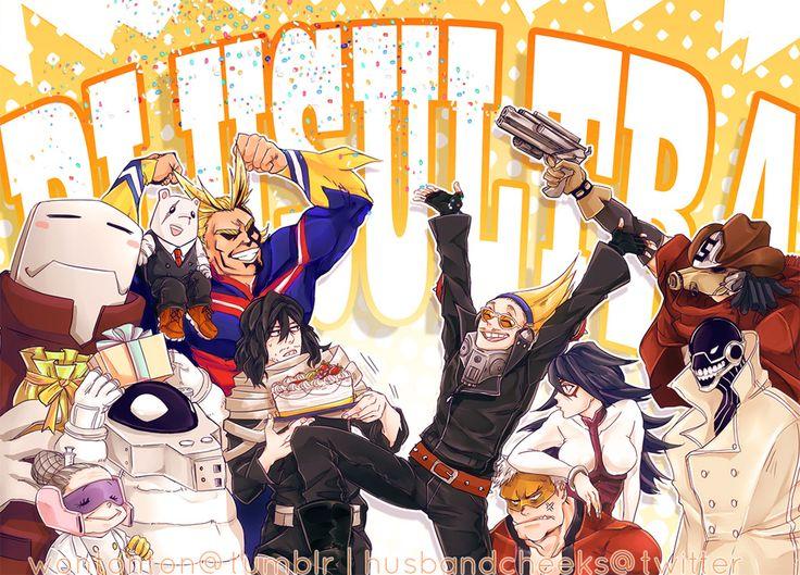 My Hero Academia 111 - Page 3 - Manga Stream