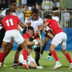 2016 Rio Olympic Games - Men's Rugby Sevens Final - Fiji v Great Britain