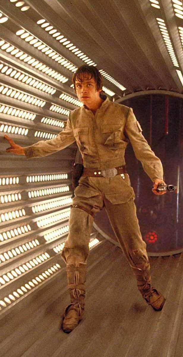 Luke Skywalker one of the best contemporary film protagonist.