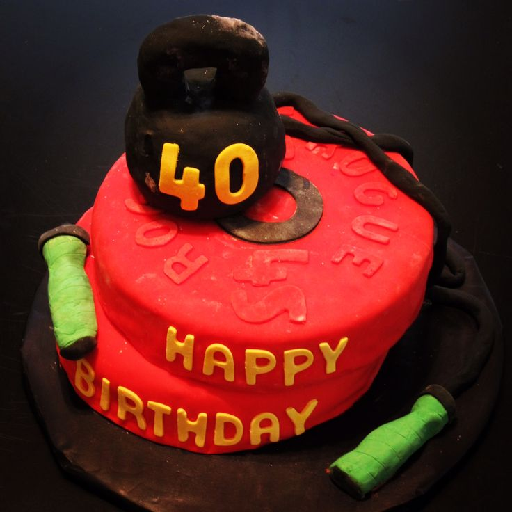 Birthday Cake Images Gym : 1000+ ideas about Crossfit Cake on Pinterest Gym cake ...