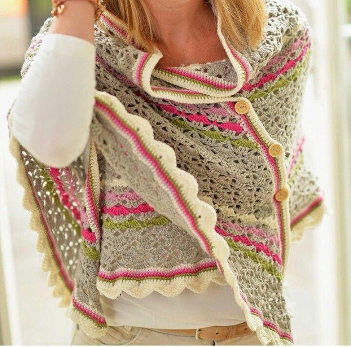 Sjaal door Jipbyjan