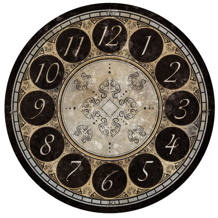 What Time Is It? Time to Get Your Clockface Craft On ...