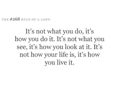 rules of a lady images quotes   rule of a lady   Quotes & Inspiration