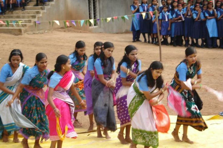 Independence Day celebrated at one of our schools in 2009