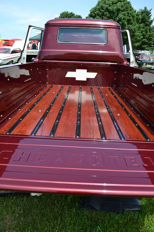 bucket list: own an old chevy truck #bucklist #stopby  #RayChevrolet at Ray Chevrolet