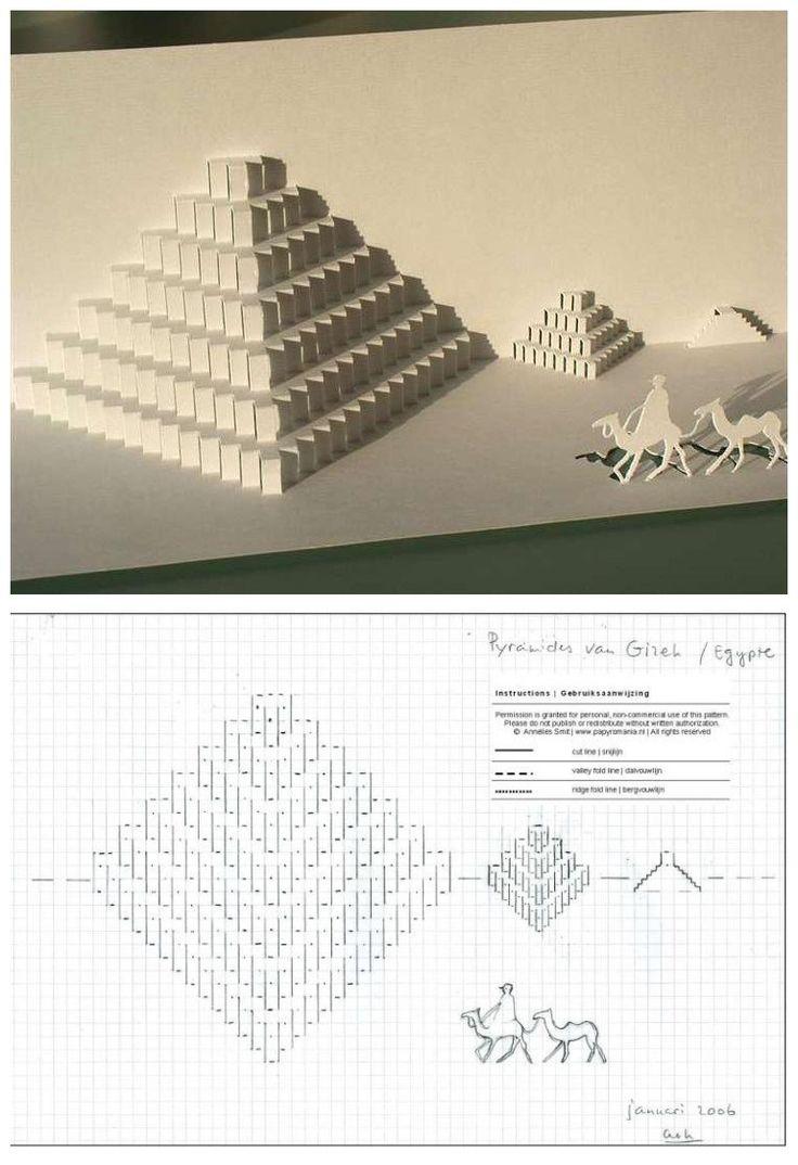 Онлайн, объемные открытки из бумаги оригами