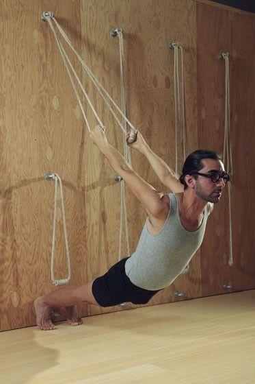 5 Reasons To Try Rope Wall Yoga - mindbodygreen.com