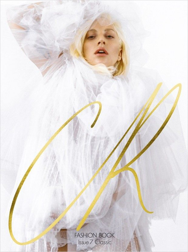 Lady Gaga Covers CR Fashion Book Classic Eccentric Issue
