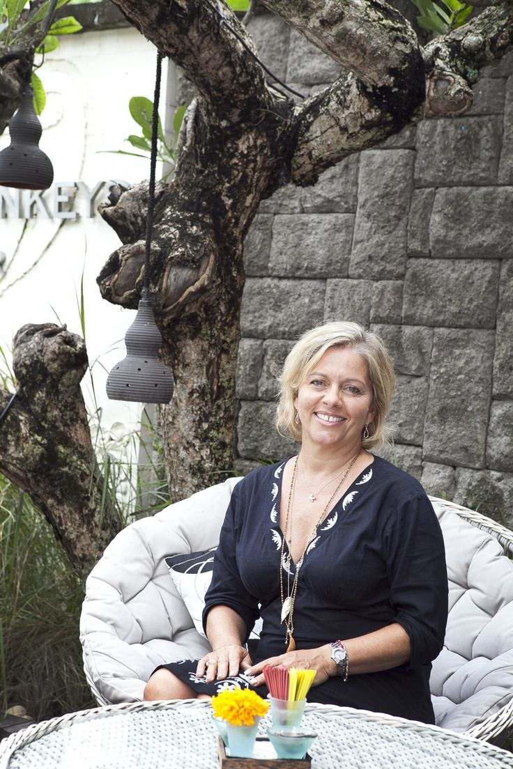 Apprenticing in her family's restaurant in Perth, Kali Sari went on to master the art of Italian cookery in Sardinia, before winding up in Bali in the 80's, spinning records at the legendary Double 6 Club.  Three Monkeys Cafes | Jalan Monkey Forest Road, Ubud / Jalan Danau Tamblingan, Sanur.  - See more at: http://www.letseatmag.com/article/kali-sari#sthash.y5Esfg95.dpuf