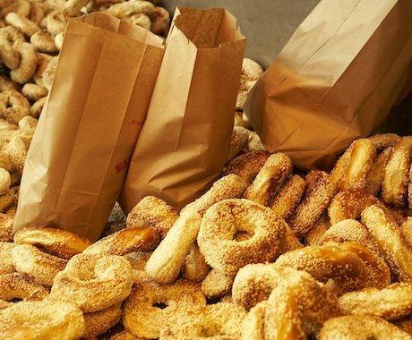 St Viateur bagels