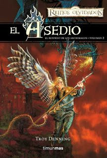 Cazadora De Libros y Magia: El Asedio - Saga Reinos Olvidados - El Retorno De ...