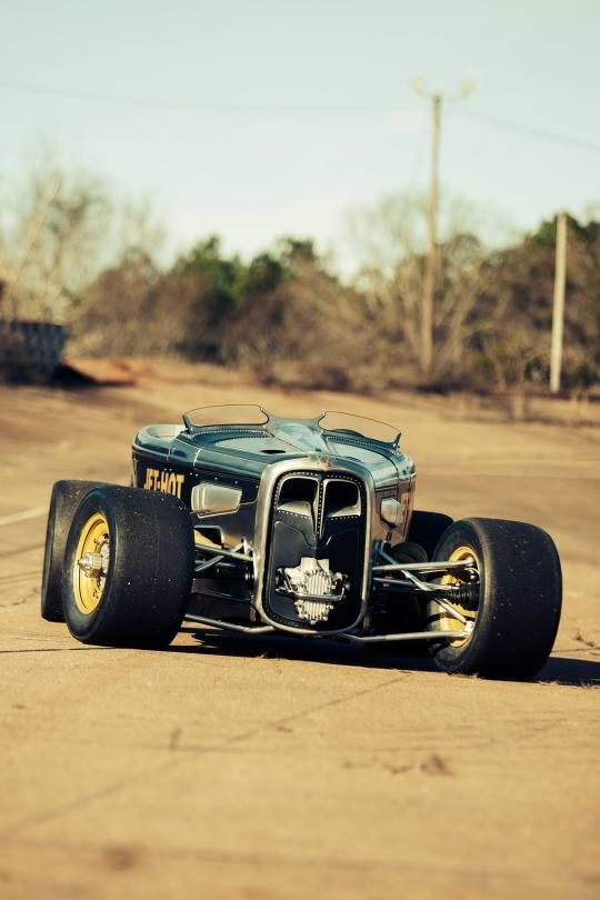 (Jet-Hot) 1932 Ford Roadster, All Wheel Drive, Boss 429, 600 cu with 900 hp