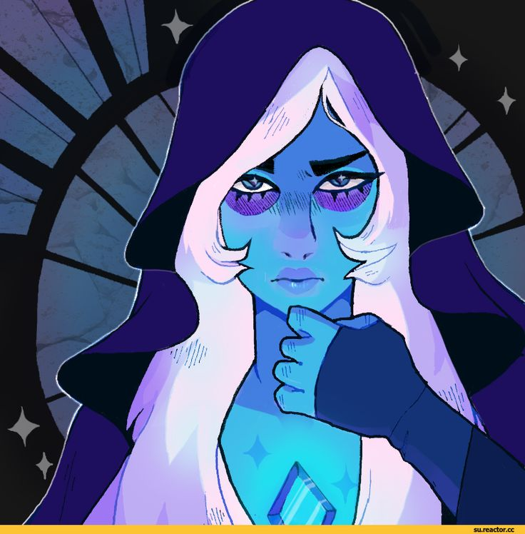 SU art,Steven universe,фэндомы,SU Персонажи,Yellow Diamond,Blue Diamond,panpandemonay